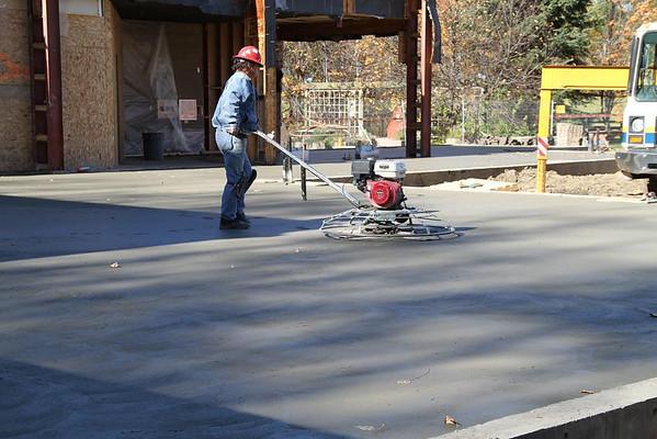 Construction John Janzen Nature Centre