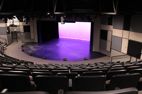 Maclab Centre for the Performing Arts Interior