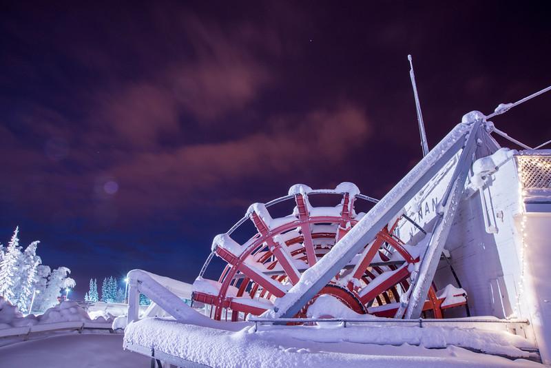 Photo Credit: Sherman Hogue / Explore Fairbanks