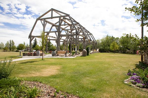 Stone Barn Garden