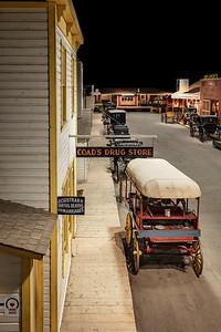 Western Development Museum 1910 Boomtown