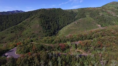 3 Flying over Hairpin Ridge