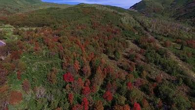 6 Flying over Hairpin Ridge