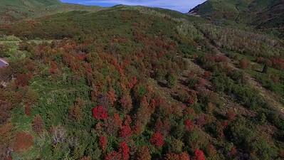 5 Flying over Hairpin Ridge