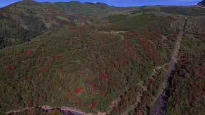 4 Flying over Hairpin Ridge