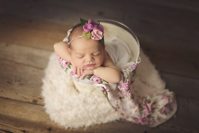 aubrey james newborn