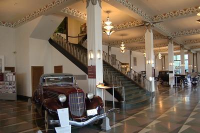 Auburn, Cord, & Duesenberg Museum