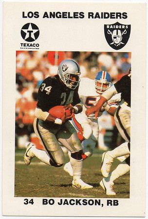 1986 - Bo Jackson