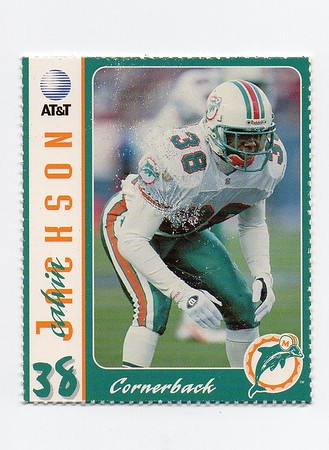 1996 - Calvin Jackson