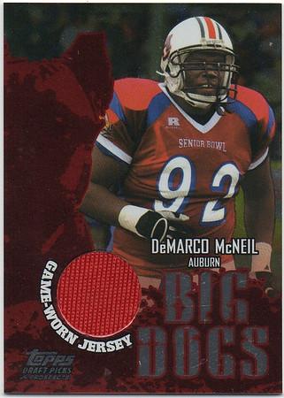 2004 - DeMarco McNeil