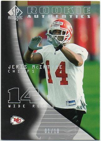 2004 - Jeris McIntyre
