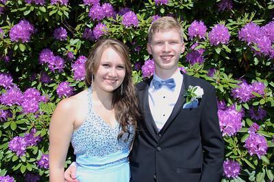 Auburn High Prom 2014