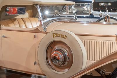 1930 Ruxton Roadster