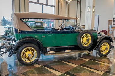 1926 Duesenberg Model A Touring Car