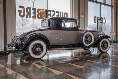 1930 Cadillac V-16 452A Coupe