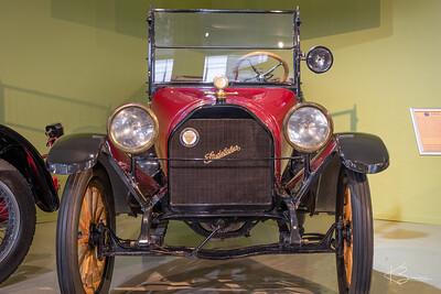 1915 Studebaker Model SD Touring