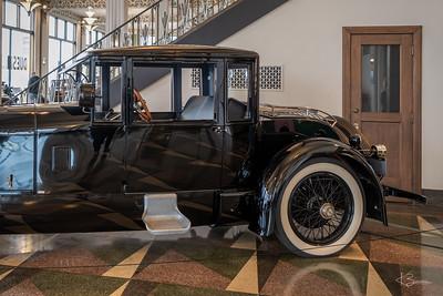 1921 Duesenberg Model A Coupe 'Custom'