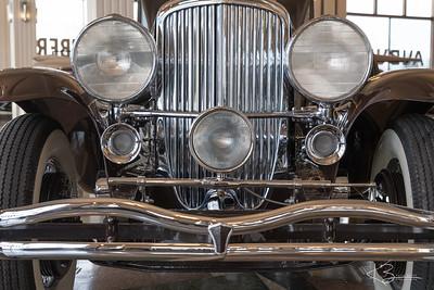 1931 Duesenberg Model J Beverly Sedan