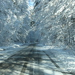 Auburn NH Winter Wonderland 2