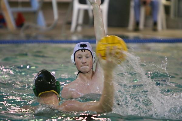 Auburn Riverside Boys Water Polo