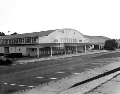 Auburn University, Old Sports Arena site (burned down) - Auburn, Alabama
