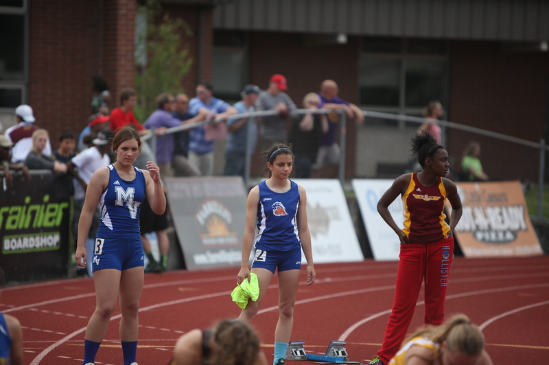 2014 AMHS Track - Districts