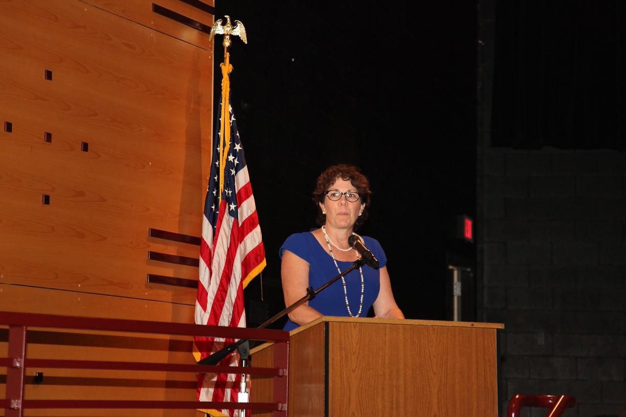 2015 AMHS Senior Scholarship Awards - June 9