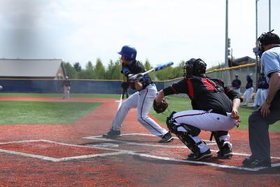 Camas catcher, Dylan Harris