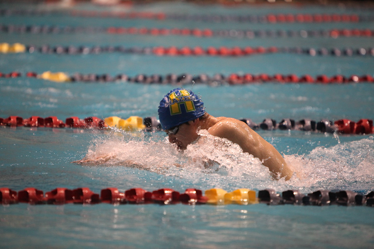 2014 State Boys Swim Finals