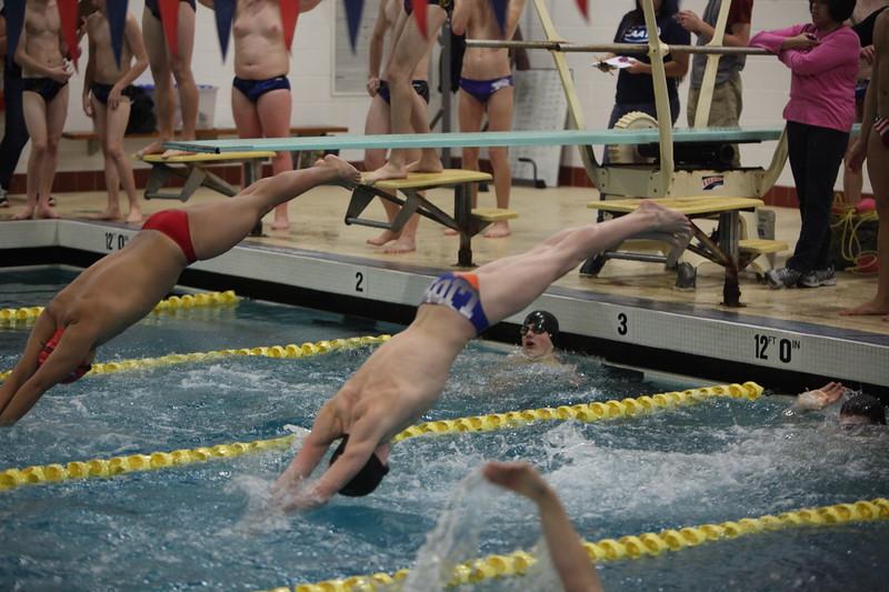 2015-01-20 AMHS Boys Swim Dive vs JFK 010