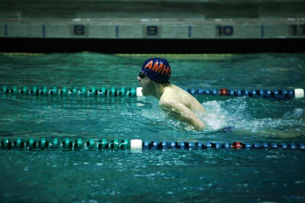 AMHS Boys Swim and Dive 2010-12-9 Sumner