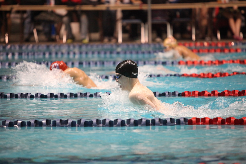 3A Boys Swim State-Feb-2012 Prelims
