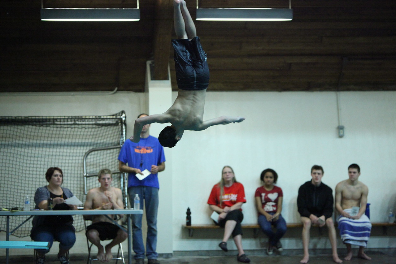 Auburn Mountainview Swim and Dive vs Steilacoom 1-3-2012