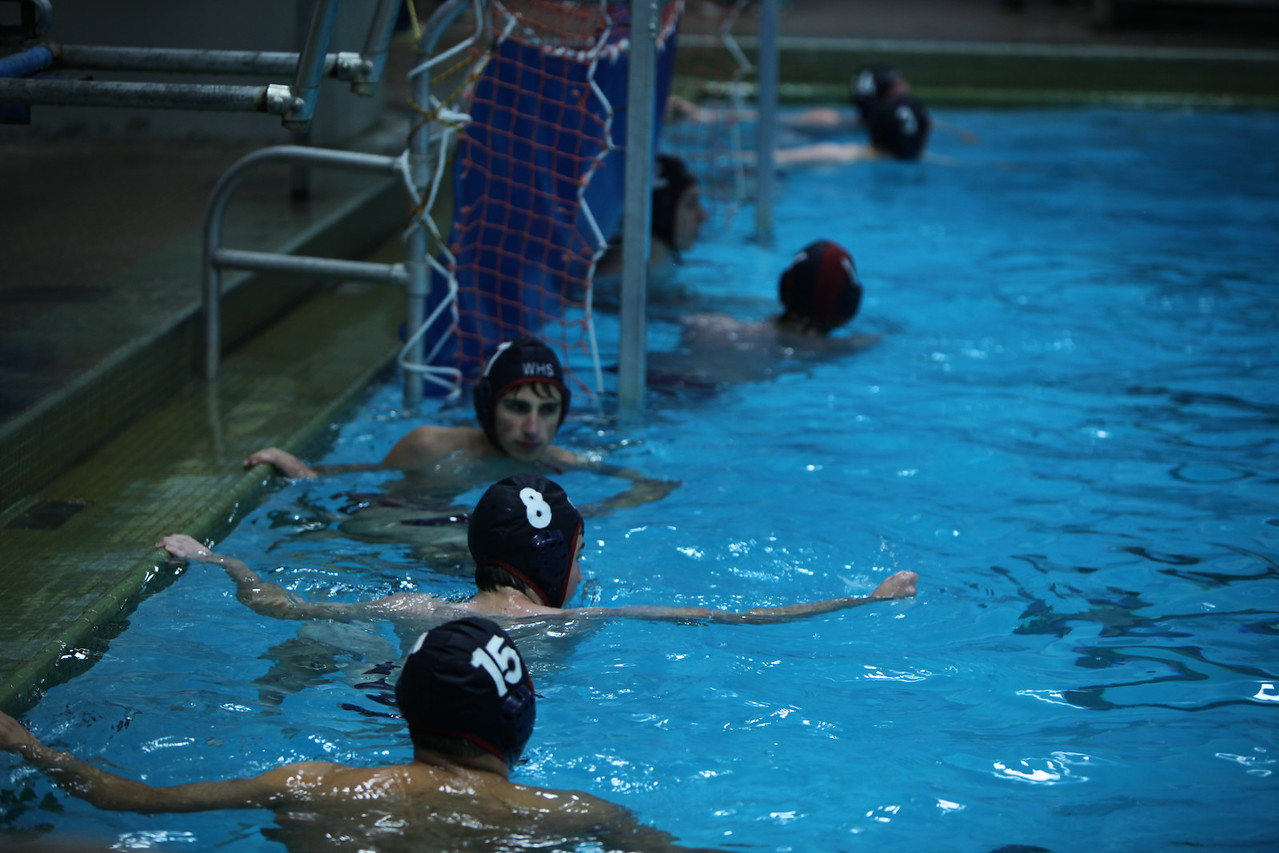 AMHS Boys JV Water Polo 10-26-10 vs Wilson