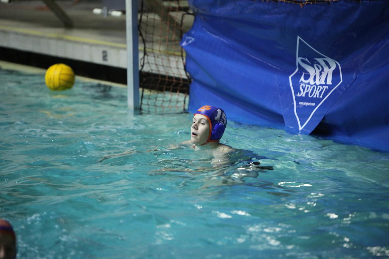 AMHS Boys Water Polo 10-14-10 vs Stadium