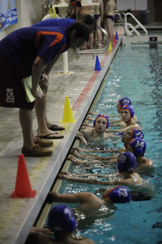AMHS Boys Water Polo 10-16-10 vs Puyallup