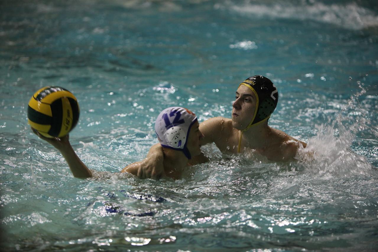 AMHS Boys Water Polo 10-19-10 vs Auburn