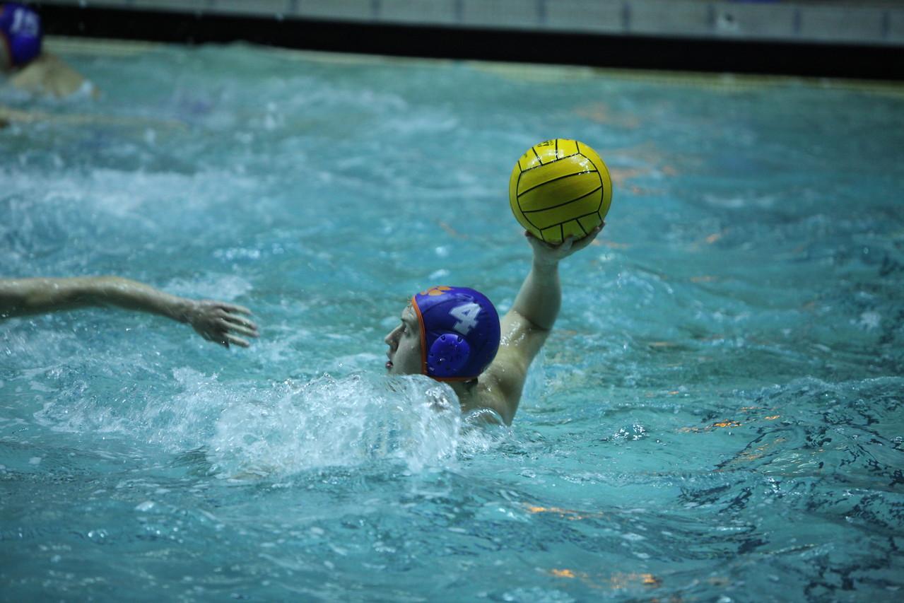 AMHS Boys Water Polo 10-21-10 vs Auburn Riverside