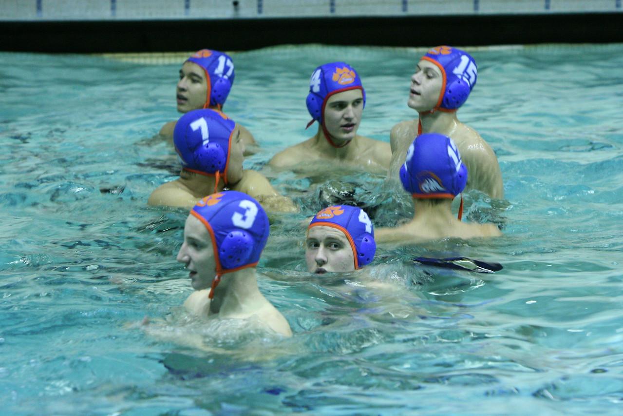 AMHS Boys Water Polo 9-21-10 vs Enumclaw