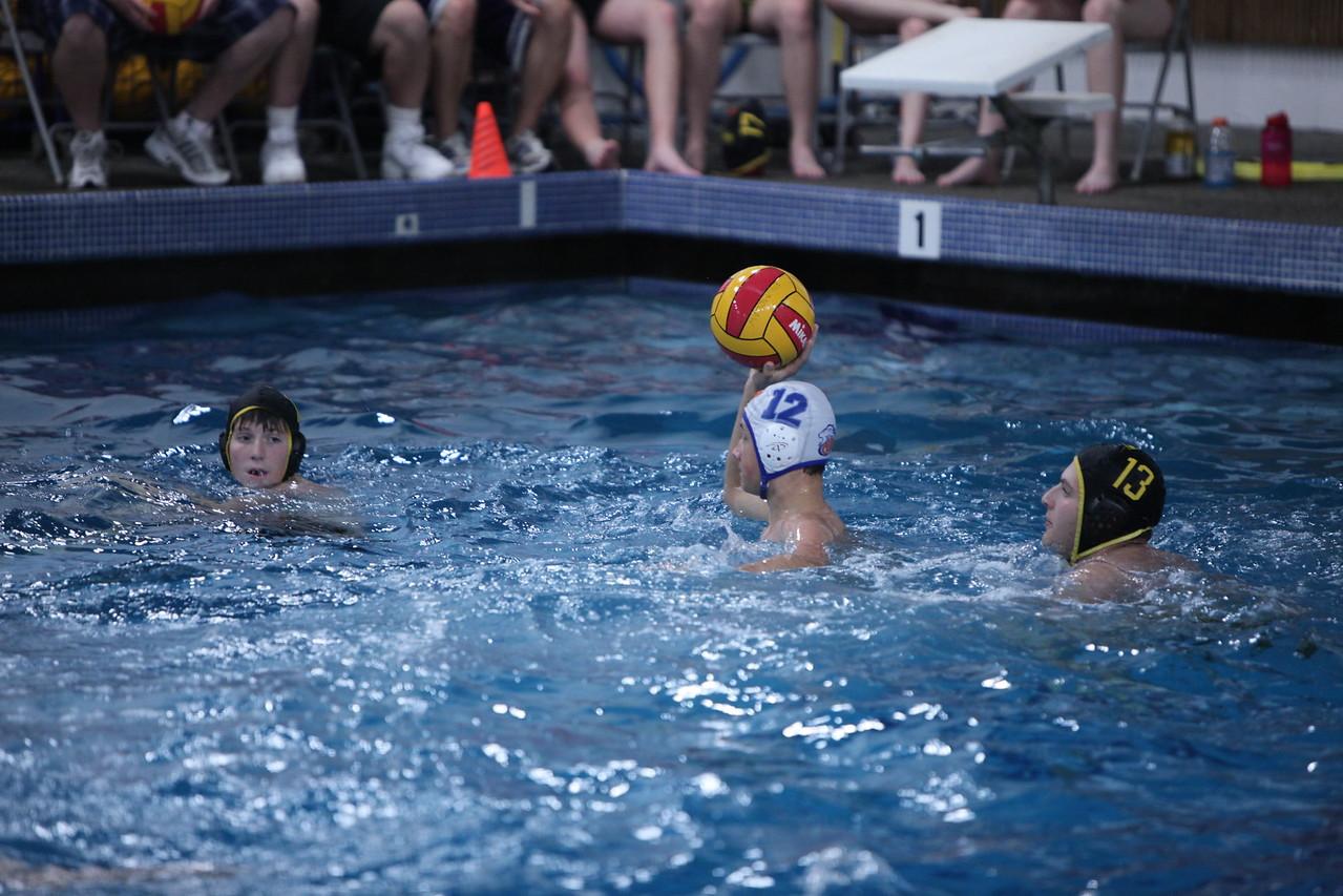 AMHS Boys Water Polo JV 10-12-10 vs Enumclaw