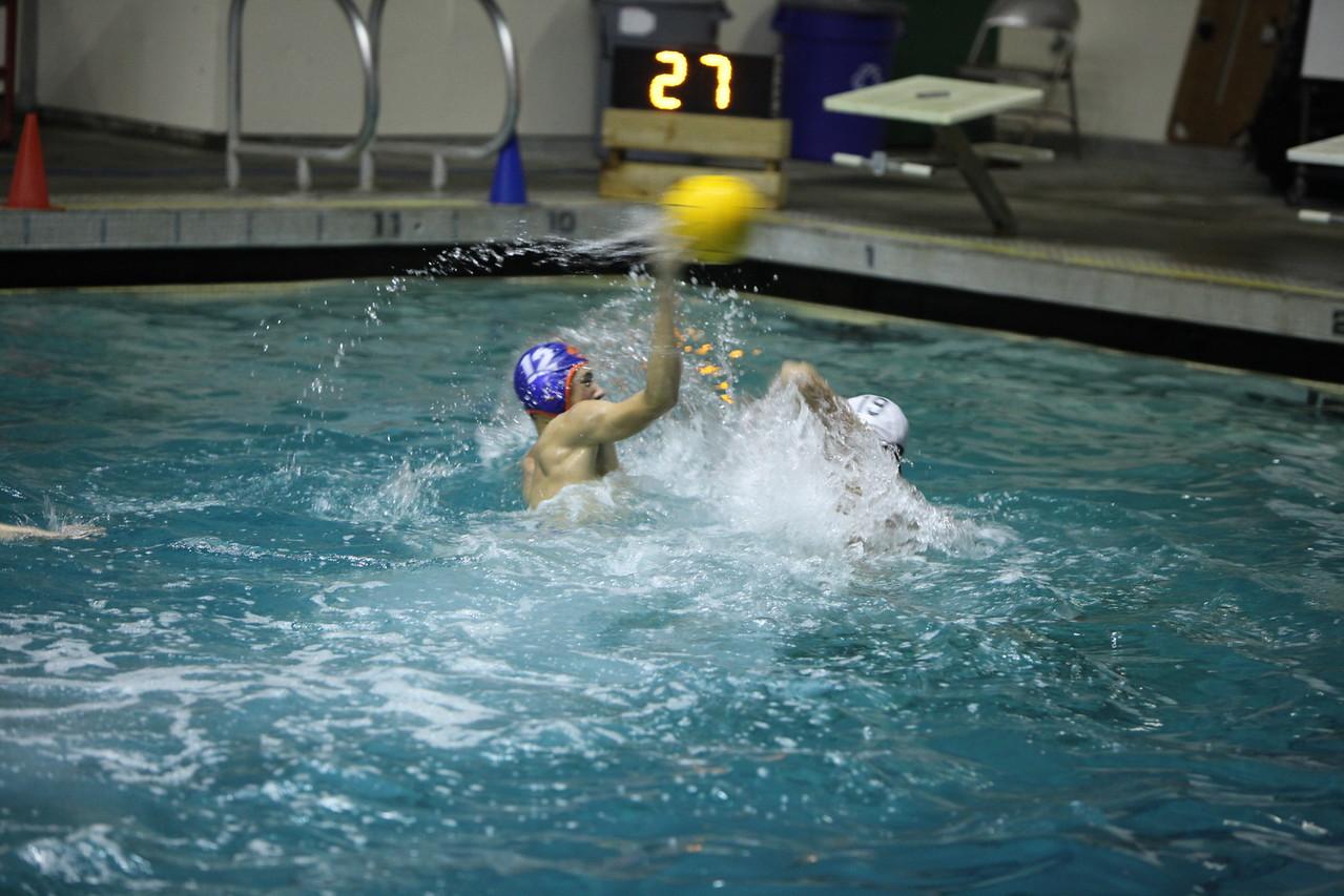 AMHS Boys Water Polo JV vs Kentridge 10-7-10