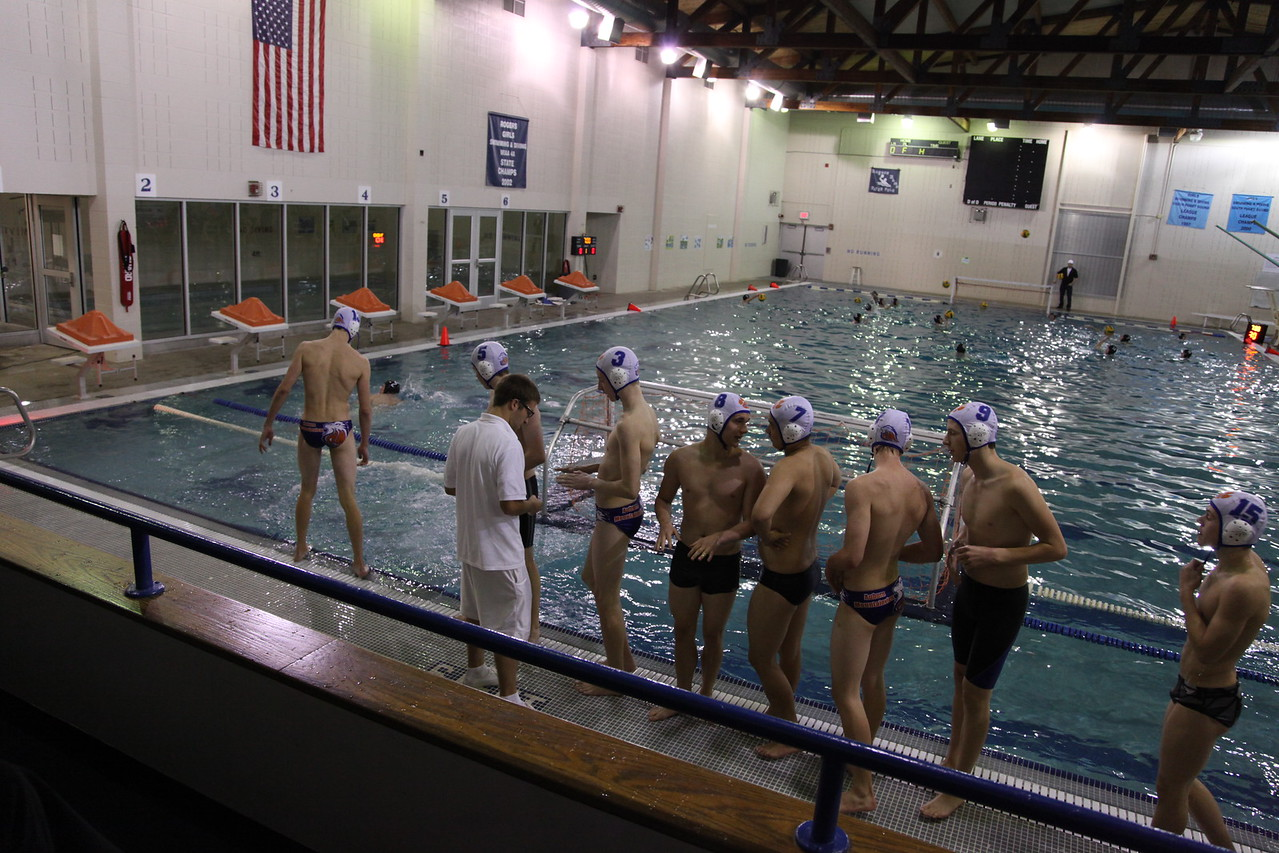 AMHS Water Polo 10-13-10 vs Emerald Ridge
