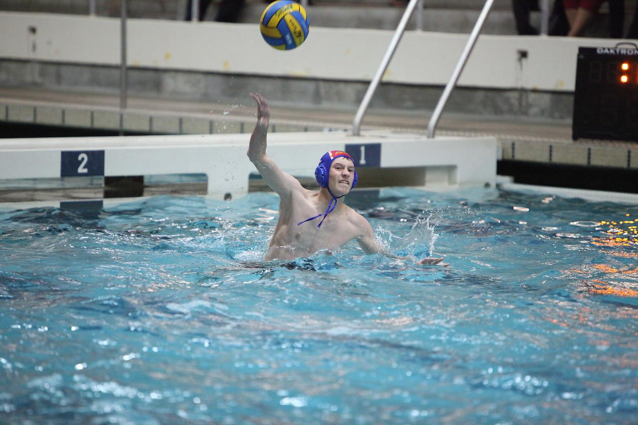 2014 AMHS Boys Water Polo vs Kentridge - Sept 18
