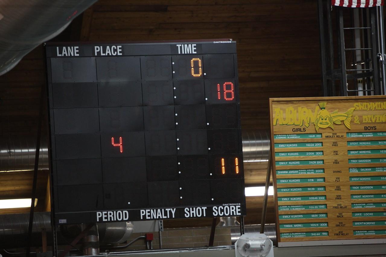 2014 AMHS vs ARHS - Boys Water Polo - Sept 30