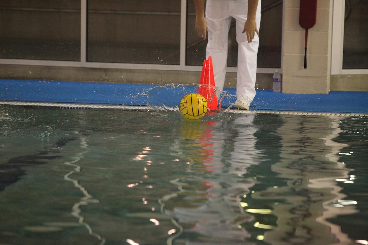 2014 Boys Water Polo Regionals - Auburn Mountainview vs Wilson