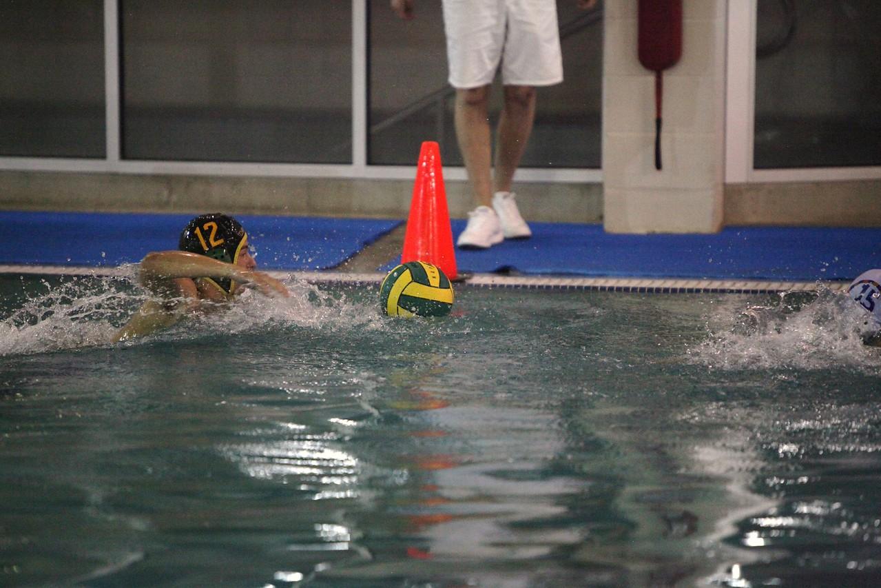 AMHS Boys Water Polo ER Tournament vs Kentridge - Sept 26 2014
