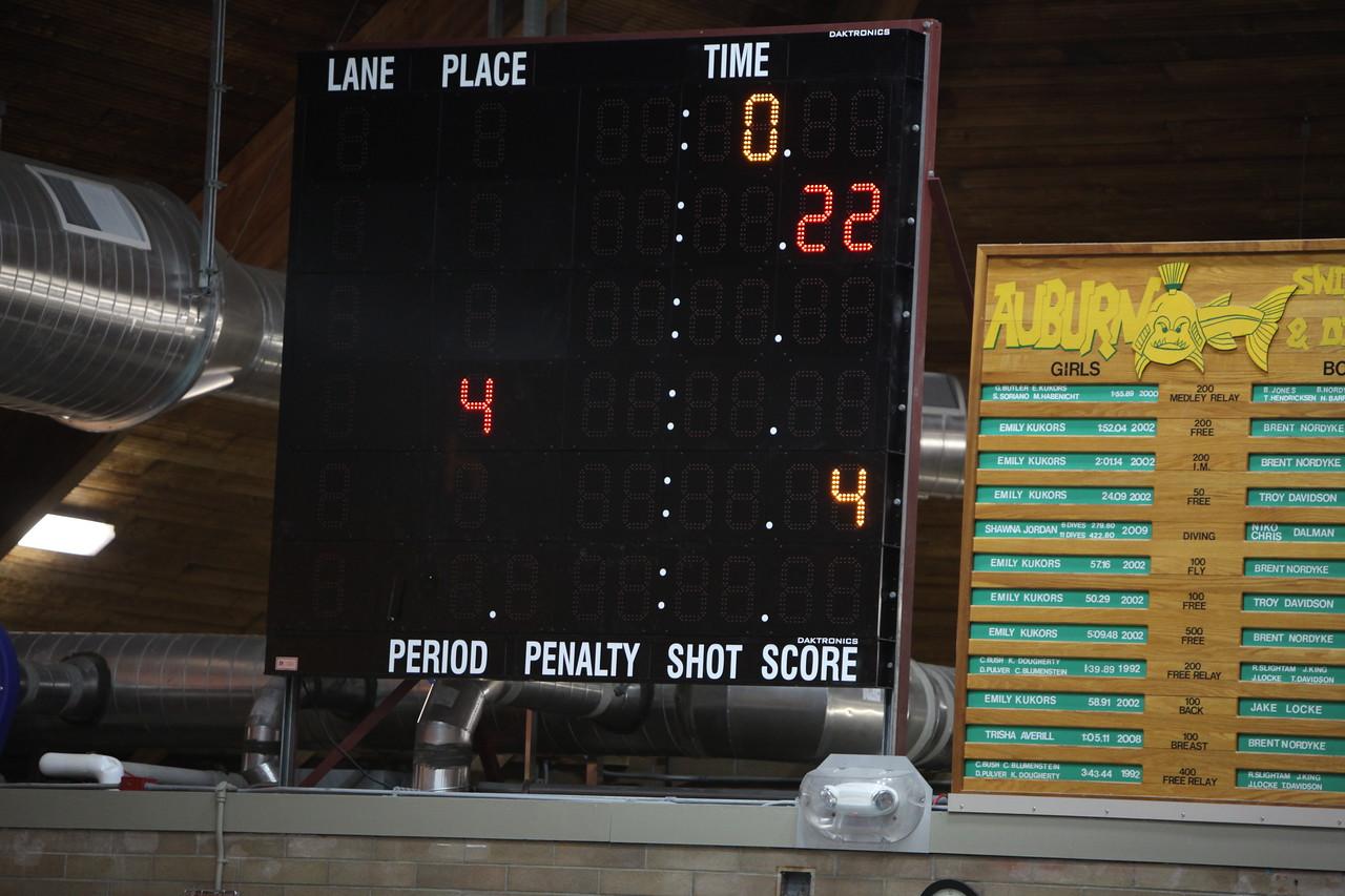 AMHS Boys Water Polo vs Emerald Ridge - Sept 23