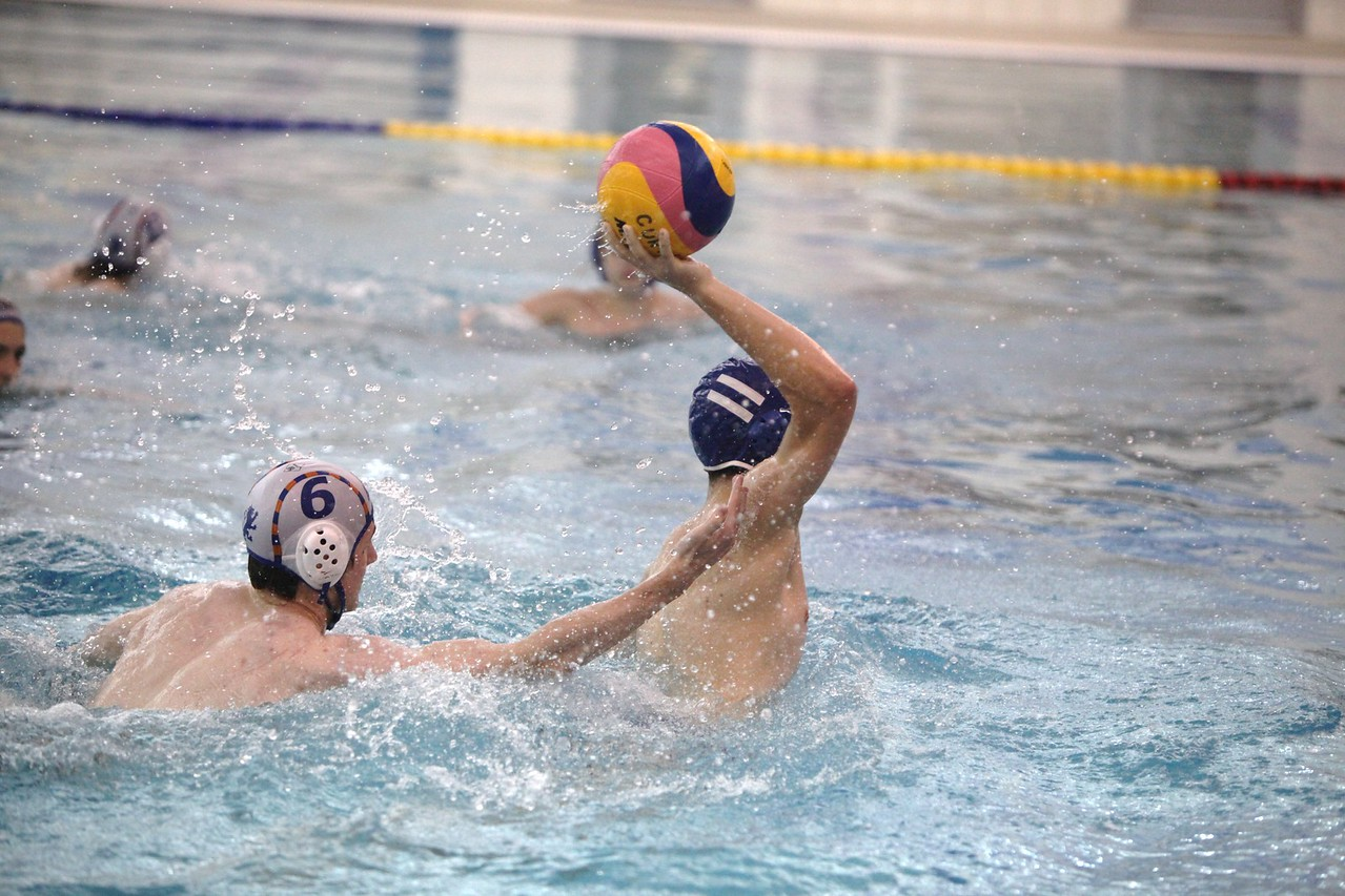 Boys JV and Varsity Water Polo vs Curtis Oct 9 2014