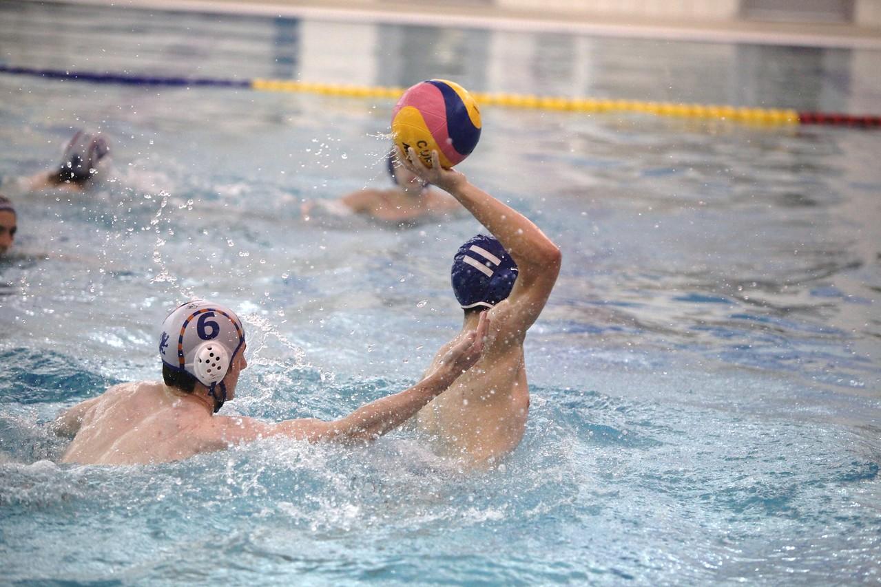 Boys JV and Varsity Water Polo vs Curtis Oct 9 2014
