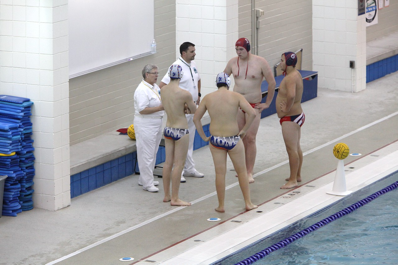 Boys Water Polo State Playoffs - AMHS vs Wilson - Nov 15 2014